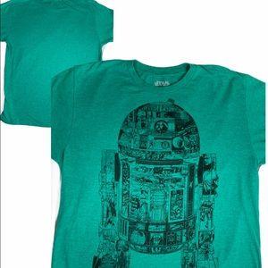 Disney Star Wars R2-D2 Fifth Sun T-Shirt Tee